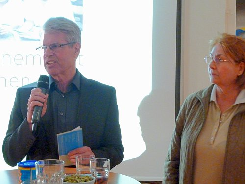 2. regional meeting  in Frankfurt-Oberursel on 18 March 2012