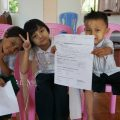 Children's glasses Myanmar: The first week – Thomas Kosinski's report