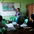 Teacher training continues at Phaung Daw Oo Monastic High School (PDO)