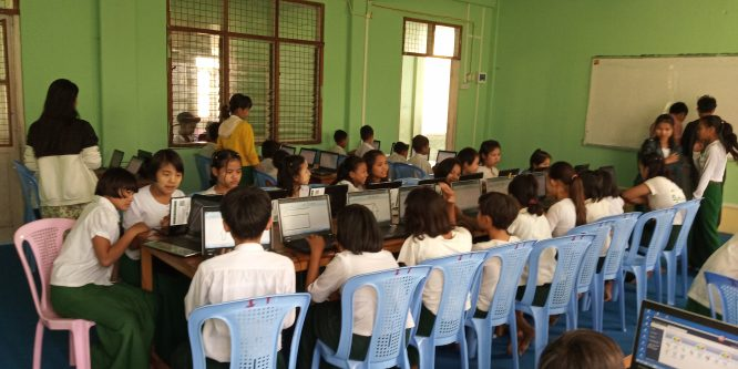 66 Laptops for PDO and Mingun